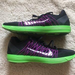 Nike Racing Lunaracer 3 Green Purple Black Sneaker